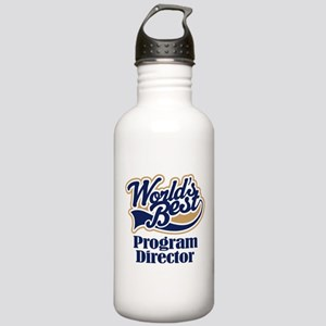 Program Director (Worlds Best) Stainless Water Bot