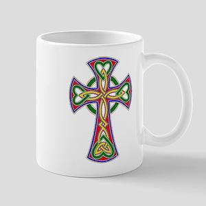Primary Celtic Cross Mug