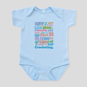 Crocheting Gift Infant Bodysuit