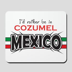 Cozumel Mexico Mousepad
