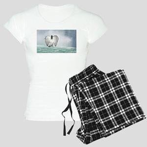 Angel walk Women's Light Pajamas