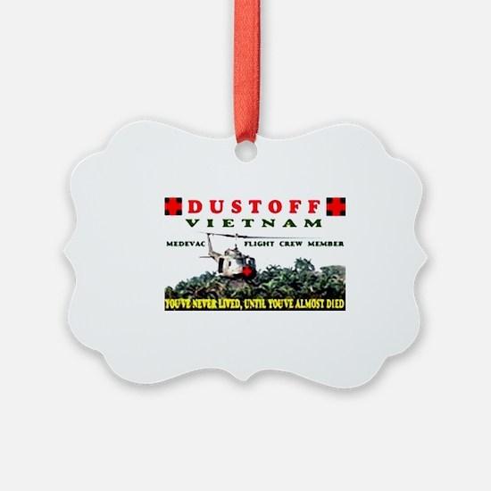 DUSTOFF Ornament