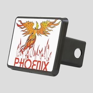 Phoenix Rectangular Hitch Cover