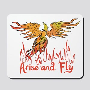 Arise and Fly Mousepad