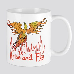 Arise and Fly Mug