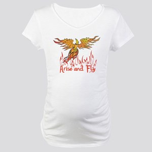 Arise and Fly Maternity T-Shirt