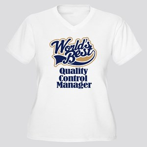 Quality Control Manager (Worlds Best) Women's Plus