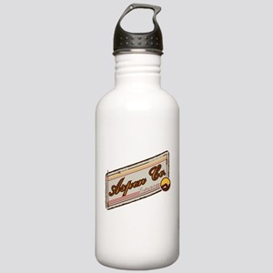 Aspen Mountain Patch Stainless Water Bottle 1.0L