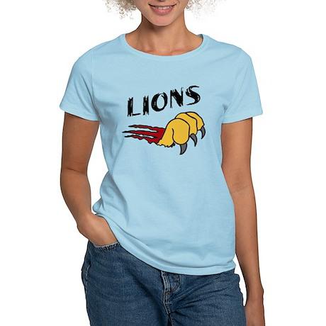 Lions Women's Light T-Shirt