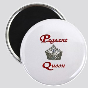 Pageant Queen Magnet