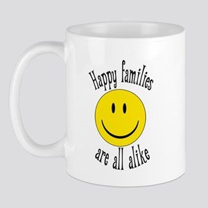 Happy Families Mug