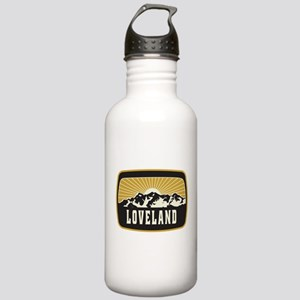 Loveland Sunshine Patch Stainless Water Bottle 1.0