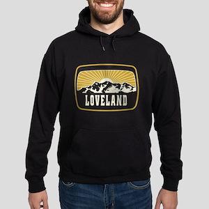 Loveland Sunshine Patch Hoodie (dark)