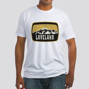 Loveland Sunshine Patch Fitted T-Shirt