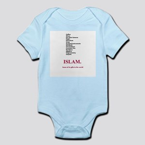 Islams Gifts to the World Infant Bodysuit