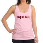 Daj Mi Buzi - Give me a Kiss Racerback Tank Top