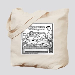 Yes? Can I Help You? Tote Bag