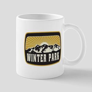 Winter Park Sunshine Patch Mug