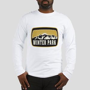 Winter Park Sunshine Patch Long Sleeve T-Shirt