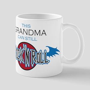 Grandma can still Rock n Roll Mug