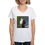 Annas Hummingbird Women's V-Neck T-Shirt