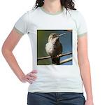 Annas Hummingbird Jr. Ringer T-Shirt