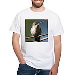 Annas Hummingbird White T-Shirt