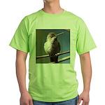 Annas Hummingbird Green T-Shirt