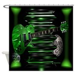 Beam Me Up Shower Curtain