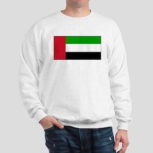 The United Arab Emirates Flag Picture Sweatshirt