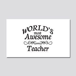 Awesome Car Magnet 20 x 12
