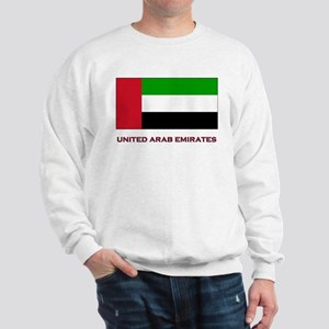 The United Arab Emirates Flag Gear Sweatshirt