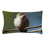 Annas Hummingbird Pillow Case