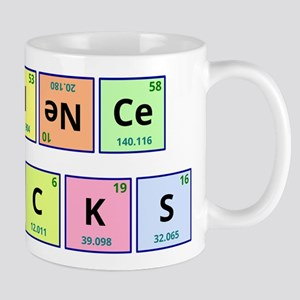 Science Rocks Mug