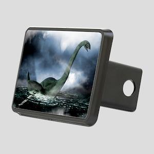 Loch Ness monster, artwork - Hitch Cover