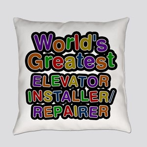 World's Greatest ELEVATOR INSTALLER REPAIRER Every