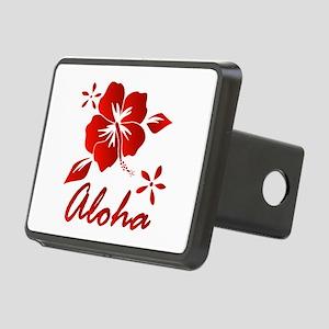 Aloha Rectangular Hitch Cover