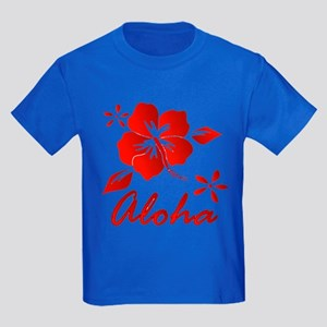 Aloha Kids Dark T-Shirt
