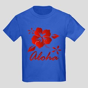 Aloha Kids Dark T-Shirt