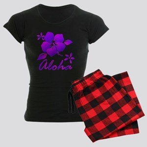 Aloha Women's Dark Pajamas