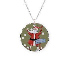 Santa Claus Necklace