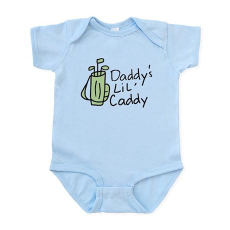 Daddys Lil Caddy Infant Bodysuit