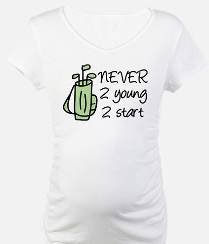 Never 2 Young Shirt