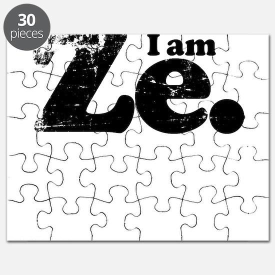 I am Ze. Puzzle