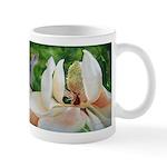 Right-handed Magnolia Majesty Mug