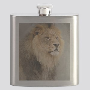 Lion Lovers Flask