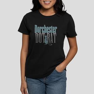 DORCHESTER Dot Rat Women's Dark T-Shirt