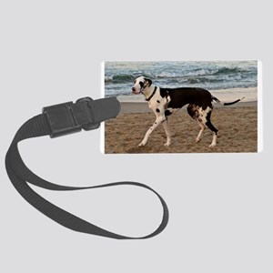 Great Dane 8 Large Luggage Tag