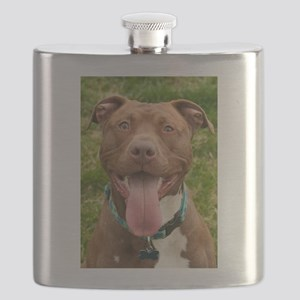 Pit Bull 13 Flask