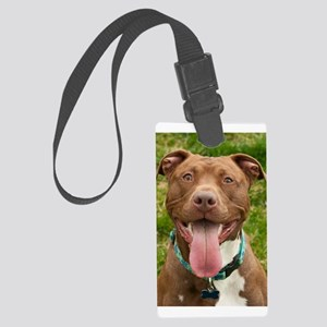 Pit Bull 13 Large Luggage Tag
